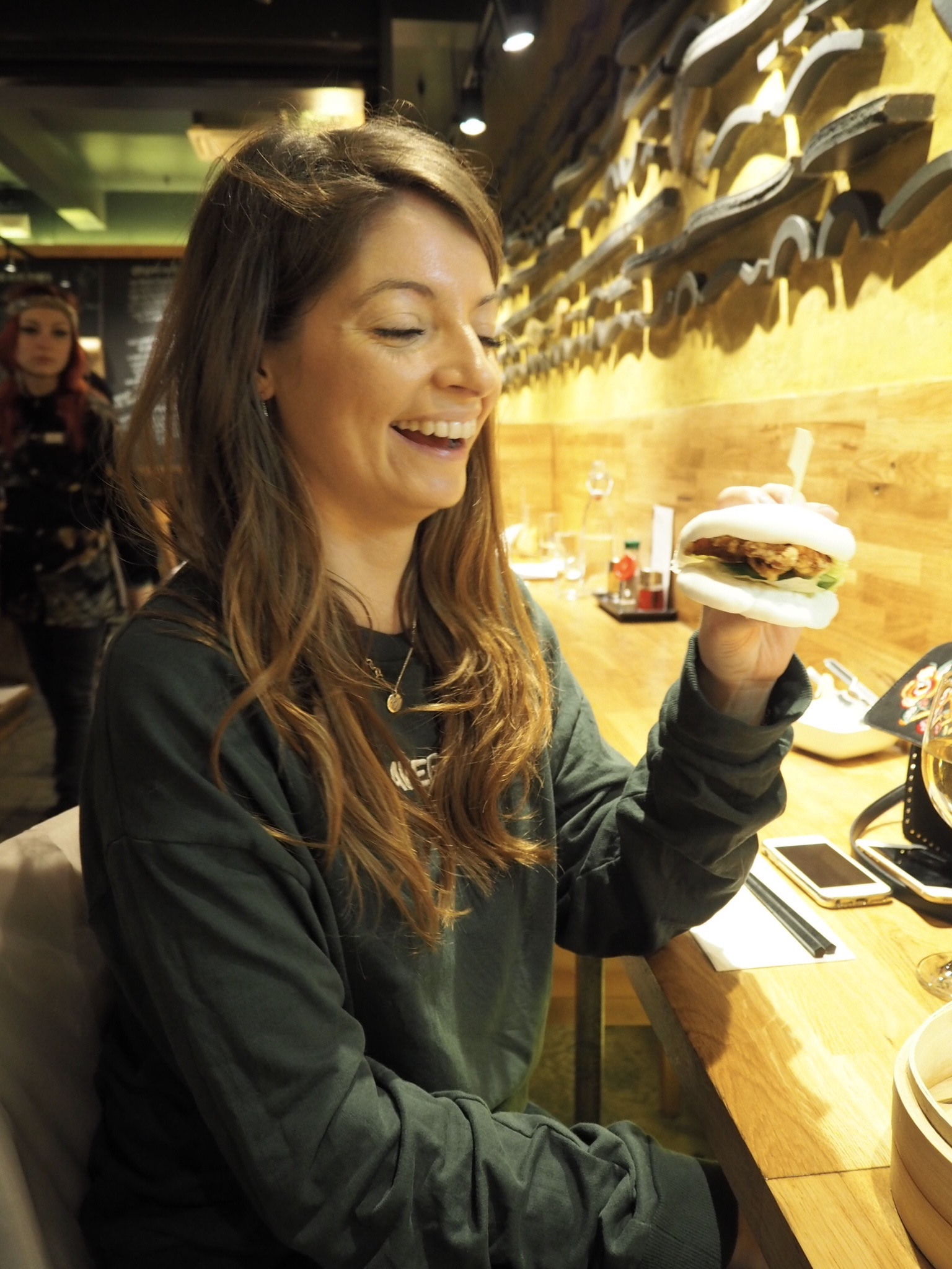 BRYONY HOPKNS, FOOD BLOGGER, A BELLY FULL OF FOOD